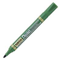 PENTEL MN850 Permanent Marker Bullet Tip Green