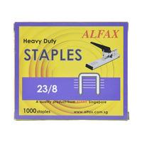 ALFAX 238 Staples 23/8