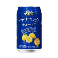 Aseed Setoda Lemon No Chu-Hai Japanese Fruit Beer