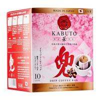Kabuto Japanese Drip Bag Coffee 'Hana Edition'
