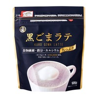 Kuki Kuro Goma Japanese Black Sesame Latte Powder