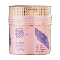 Tsunayoji Japan Wooden Toothpicks