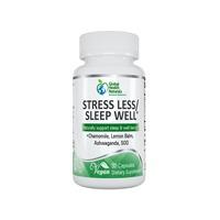 Global Health Naturals Stress & Sleep Support