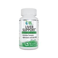 Global Health Naturals Liver Support