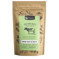 Nutra Organics Beef Bone Broth Garden Herb