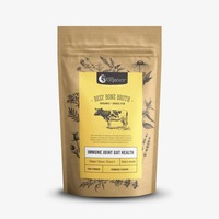 Nutra Organics Beef Bone Broth Turmeric