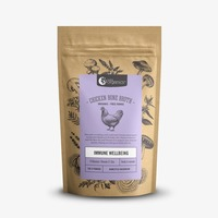 Nutra Organics Chicken Bone Broth Homestyle Mushroom