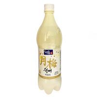 Walmae Makgeoli (Korean Rice Wine)