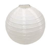 VIP Diy White Lantern 8inch