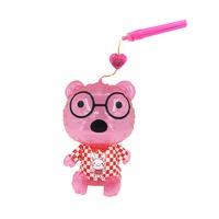 VIP Inflatable Music Lantern - Bear (Pink)