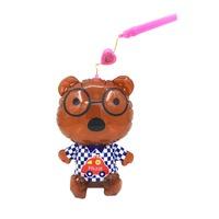 VIP Inflatable Music Lantern - Bear (Brown)