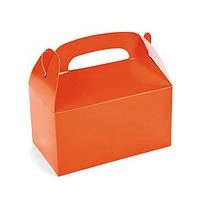 Fun Express Orange Favor Boxes