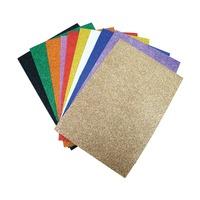 VIP A4 Glitter Foam Paper Mix Color