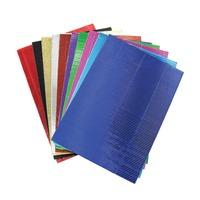VIP A4 Metallic Corrugated Paper Mix Color