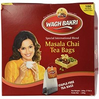 Wagh Bakri Masala Tea Bags  - Special International Blend