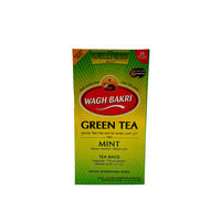 Wagh Bakri Green Tea With Mint Tea Bags