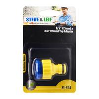 Steve & Leif 1/2 Inch & 3/4 Inch Tap Adaptor