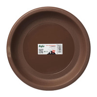 Baba Plant Saucer - Zen Brown (234mm)