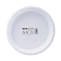 Baba Plant Saucer - White (200mm)
