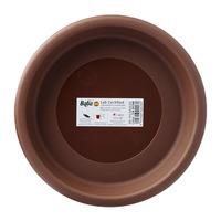 Baba Plant Saucer - Zen Brown (200mm)