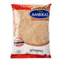 Ambikas - Kuthiraivali Rice