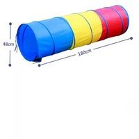 Kids Play Tunnel 48cm X 180cm