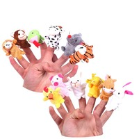 Finger Puppet Set - Chinese Zodiac