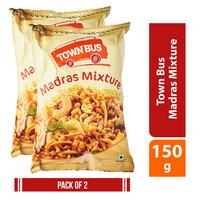 Town Bus - Madras Mixture