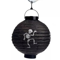 LED Paper Lantern - Skeleton