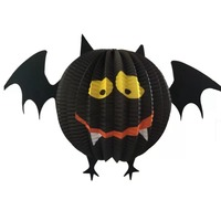 3D Decoration Paper Lantern - Bat