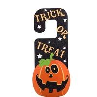 Halloween Door Hanger - Pumpkin