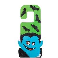 Halloween Door Hanger - Vampire