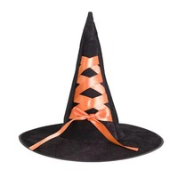 Flannel Witch Hat