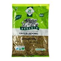 24 Mantra Organic - Green Moong Whole