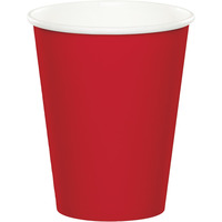Creative Converting Red 9 Oz Paper Cup