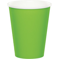 Creative Converting Lime Green 9 Oz Paper Cup