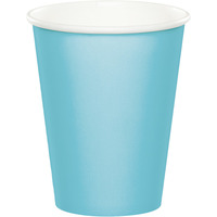 Creative Converting Light Blue 9 Oz Paper Cup