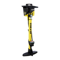 Steve & Leif Cosmic Yellow Floor Pump