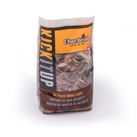 Char-Broil BBQ Smoker Wood Chips - 2 lbs Bag (Mesquite)