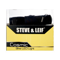 Steve & Leif Cosmic 1 Watt LED White Bicycle Torch