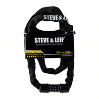 Steve & Leif Bicycle Combination Lock (3.5MM x 900MM)