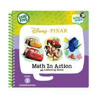 LeapFrog Leapstart 3D Book - Pixar Pals, Math In Action