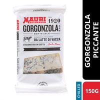 Mauri Gorgonzola DOP Piccante Cheese-By Culina
