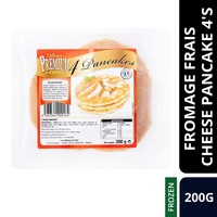 Les Delices du Chef Fromage Frais Cheese Pancake-By Culina