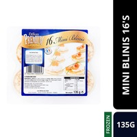 Les Delices du Chef Mini Blinis-By Culina