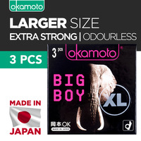 Okamoto Big Boy Pack of