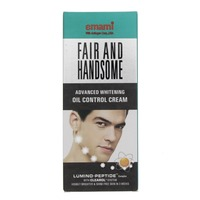 Emami Fair n Handsome Advanced Whitening Cream - Oil Control