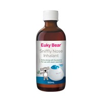 Euky Bear Sniffly Nose Inhalant
