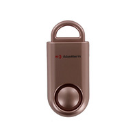 iMaxAlarm Portable SOS Alert Personal Security Alarm (Rose Gold)