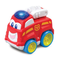 Hap-P-Kid Vroom Vroom Racer Battery Operated Assorted